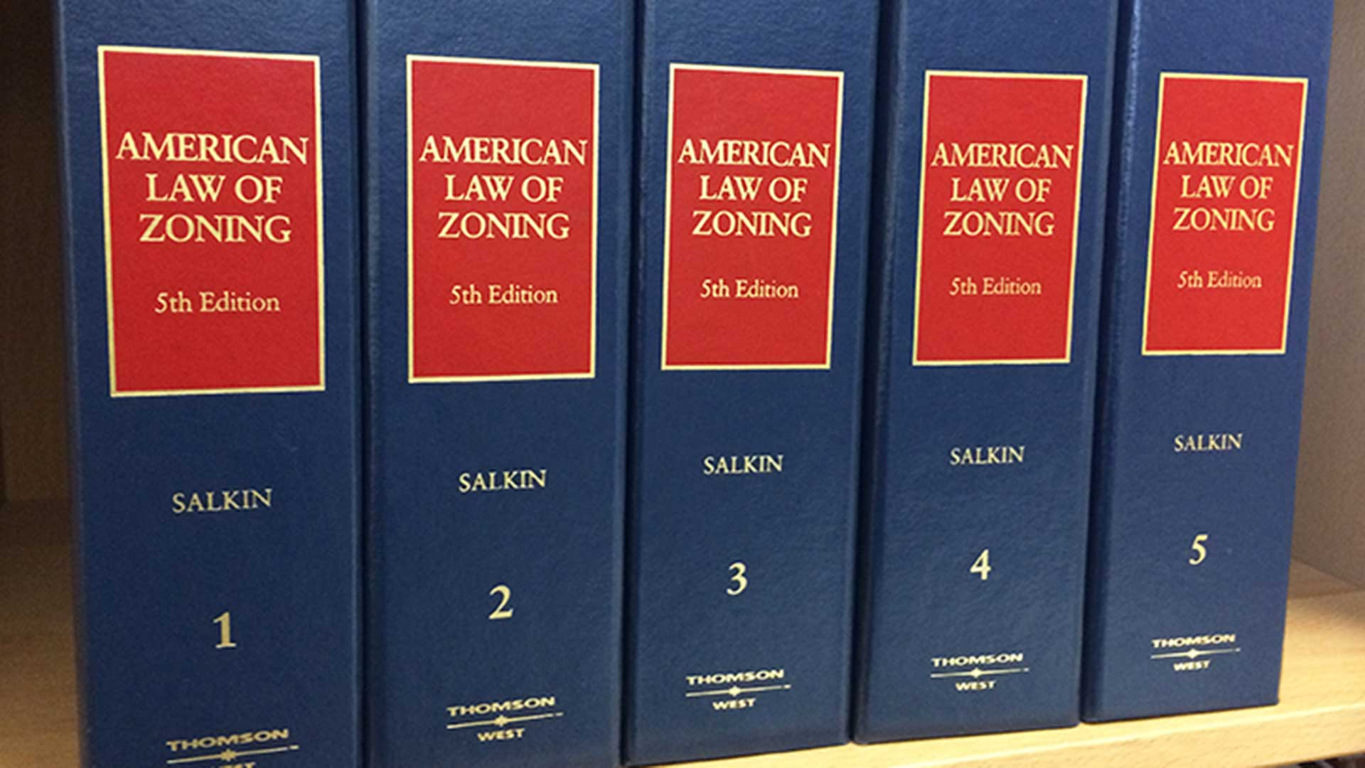 zoning law books
