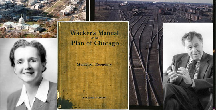 wackers manual of the plan of chicago planning history