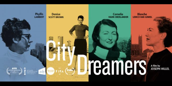 City Dreamers film ad