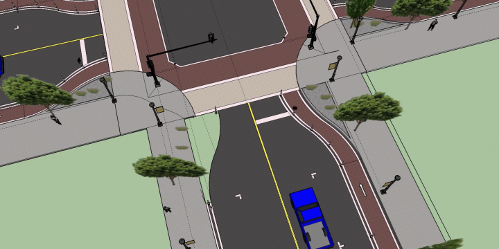 Urban Design for Planners 6: Streetscape Design