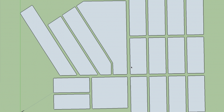 Urban Design for Planners 2: Getting Started with QGIS and SketchUp